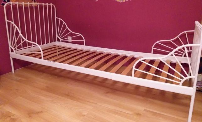 Łóżko metalowe 80×200