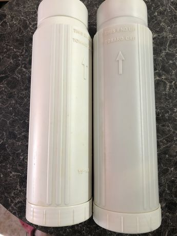 Корпус для картриджа угольного фильтра воды бытового