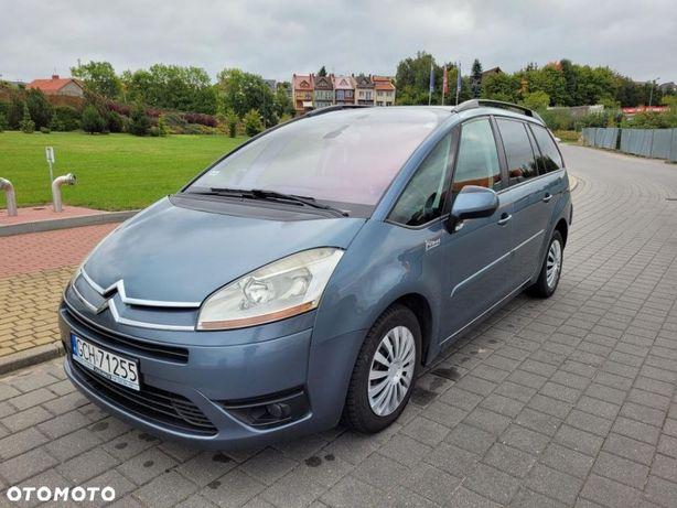 Citroën C4 Picasso 7 osób, Klimatronic, Opony Zimowe, Zarejestrowany