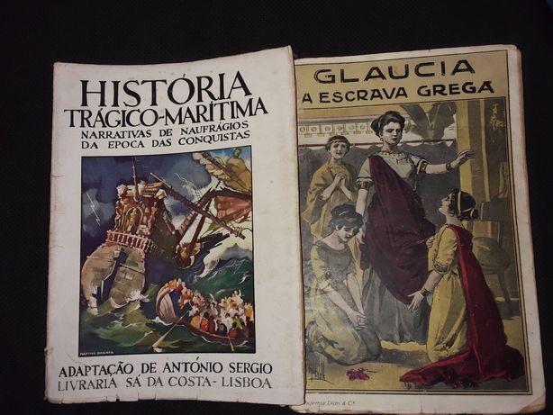 Historia trágico Marítima/Glaucia a escrava grega
