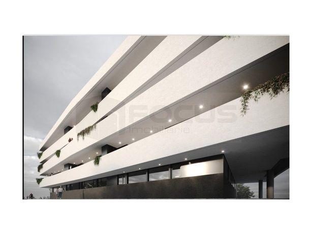 Espaçoso apartamento T1 com varanda em construção Aveiro ...