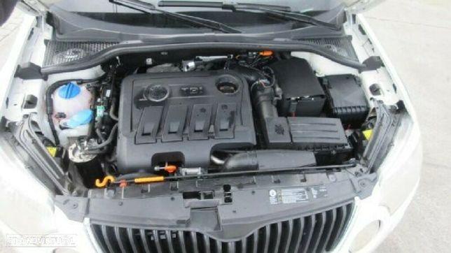 Motor Skoda Supebr Yeti Octavia 2.0Tdi 140cv CFFB CFFD CFHC CRBC Caixa de Velocidades Automatica + Motor de Arranque  + Alternador + compressor Arcondicionado + Bomba Direção