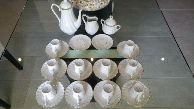 Conjunto de chávenas de chá - Porcelanas QN