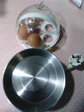 Máquina para cozer ovos