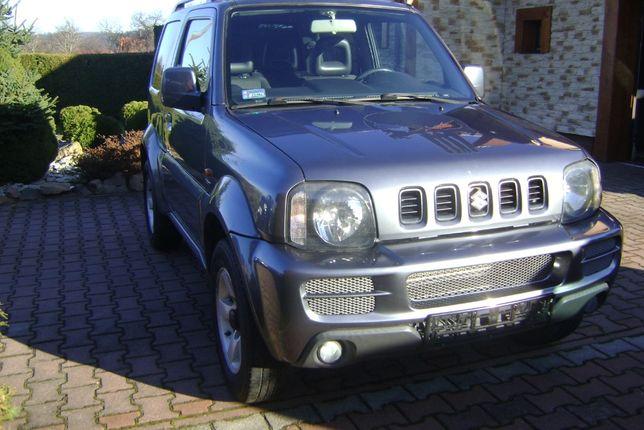 Suzuki Jimny 4x4 zarejestrowany idealny, 2006 r.