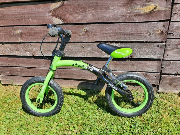 "Rowerek biegowy boomerang 12"""