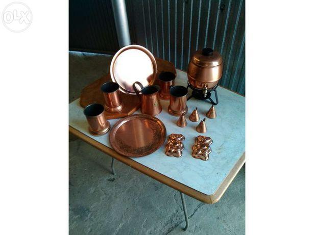 Artesanato em cobre