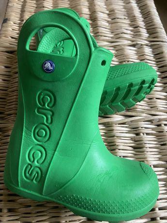 Crocs сапоги для луж. Размер C13 (30-31). Оригинал