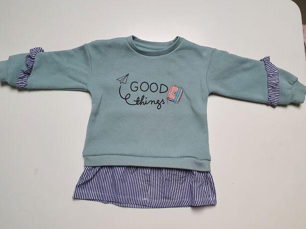 Bluza Reserved 92 dla dziewczynki