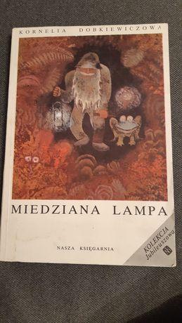 Miedziana Lampa  K.Dobkiewiczowa