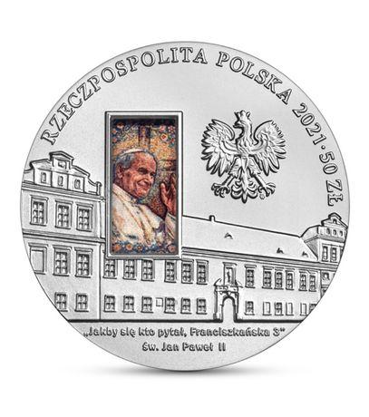 50zł Pałac Biskupi w Krakowie