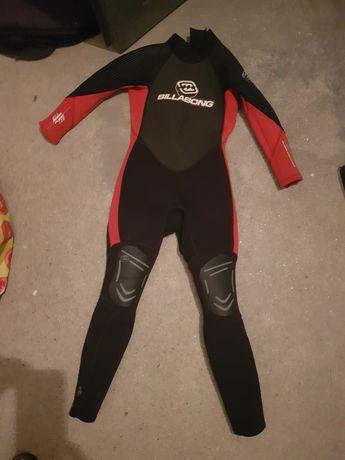 Fato surf criança 9 anos Billabong