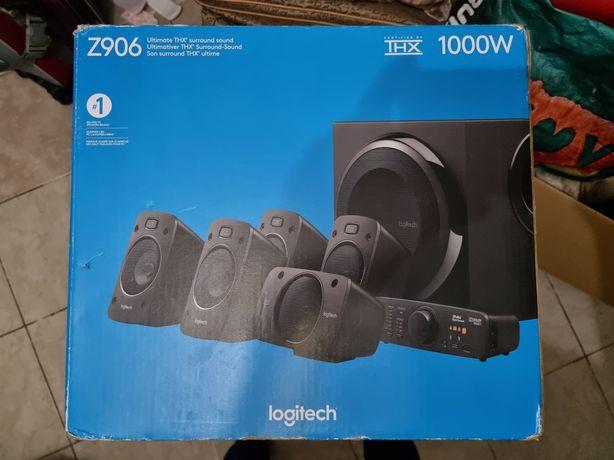Logitech Z906 com THX