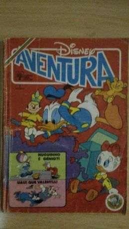Disney aventura almanaque herói washington cascão pato donald