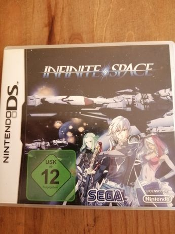 Infinite space nintendo ds