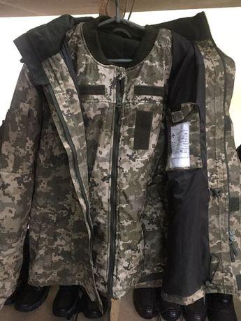 Куртка ЗСУ ММ 14 (КВВЗ) уставная зимняя