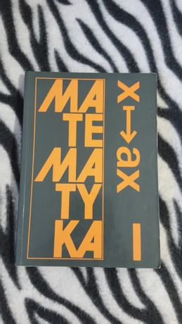 Matematyka podręcznik kl.1 liceum ogólnokształcące i technikum Anusiak