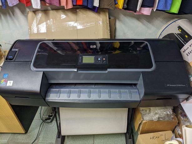 Принтер Плоттер HP Designjet Z2100 Photo