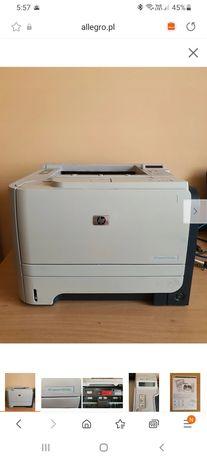 Drukarką HP P2055dn