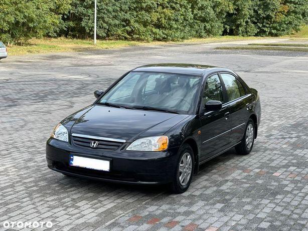 Honda Civic Civic, rarytas,Polski salon