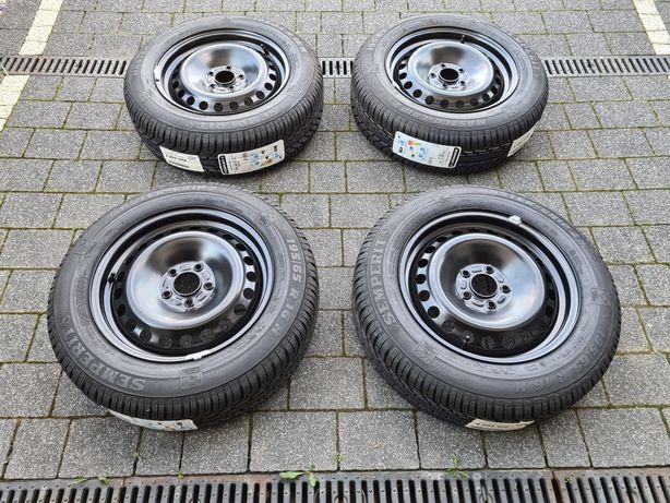 NOWE Koła zimowe Ford Volvo 5x108 6,5J Et50 czujniki TPMS