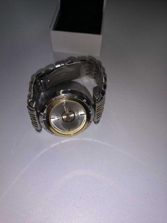 Zegarek Pandora srebro złoty