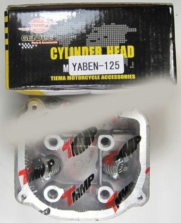 Головка цилиндра GY6-150 c клапанами 66378