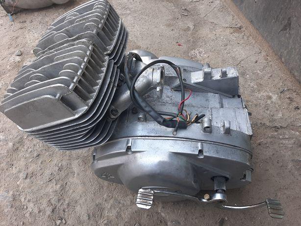 Мотор двигатель иж ю 5 пробег 2500 км  ссср