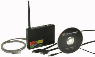 Transmissor PC para TV Wireless em 1080P-digisender imedia smart send