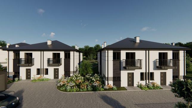 Osiedle Eco Premium, lokale 150 m2 z ogrodem 500 m2, Grodzisk Maz.