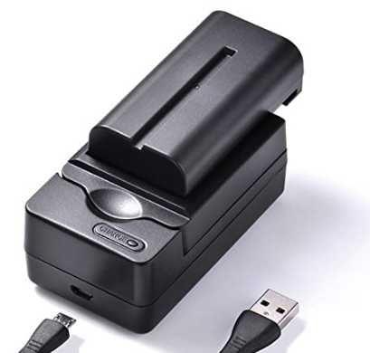 2 Baterie Sony  & ładowarka do baterii USB