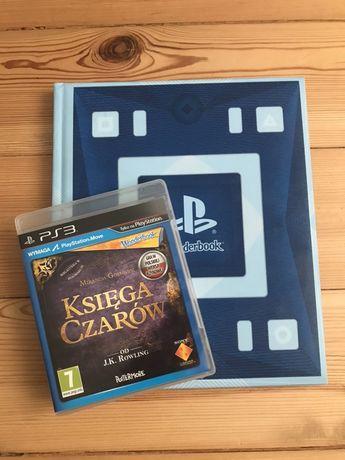 Gra PlayStation3 ksiega czarow