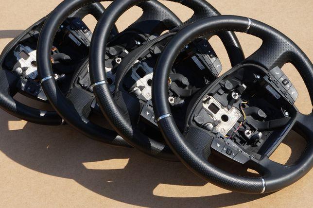 Oryginał kierownica skórzana Fiat DUCATO, Peugeot BOXER Citroen JUMPER