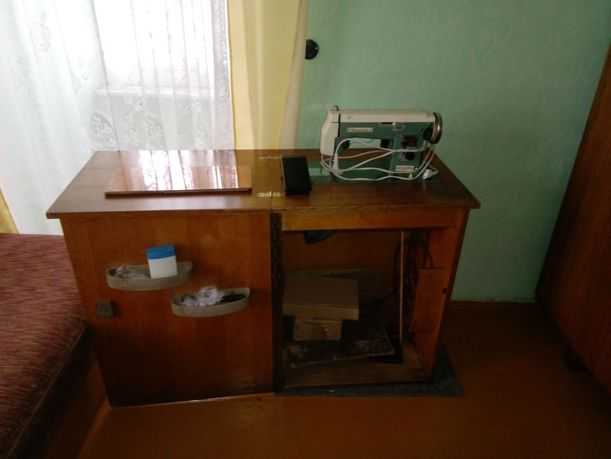 Maszyna do szycia Łucznik