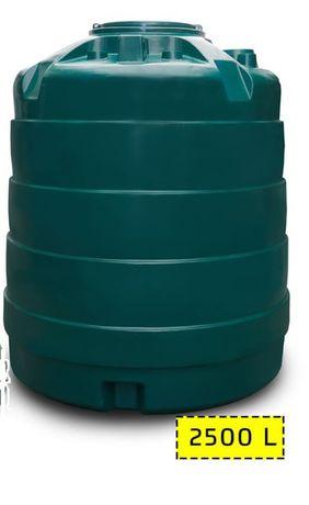 Naziemny zbiornik do deszczówki AgroWR-2500 (Oktotechnika.pl)