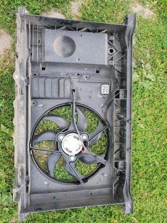 Citroen C4 Grand Picasso Peugeot Nowy Wentylator Chłodnic 2.0 16v 140p