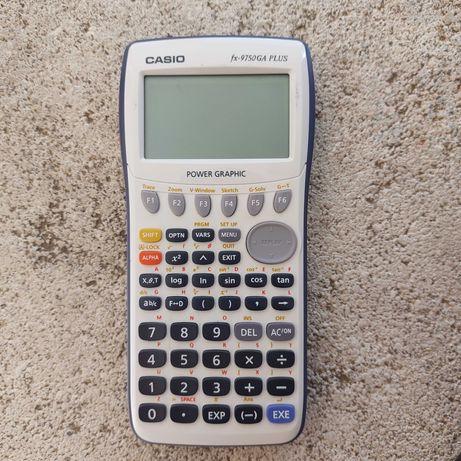 Calculadora Científica Casio fx-9750GA PLUS
