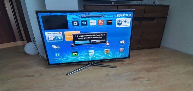 Telewizor Samsung 46 cali UE46ES6800 bdb stan