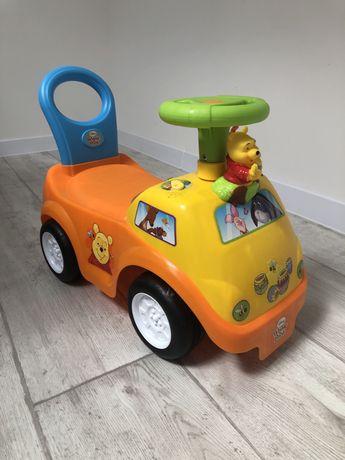 Машинка - толокар Винни Пух