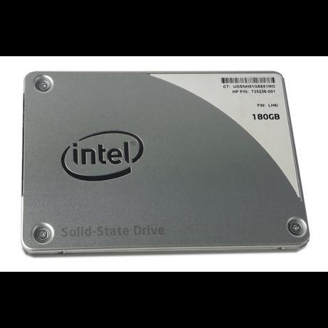 Dysk SSD Intel 180GB 2,5 cala | Zikom Kielce