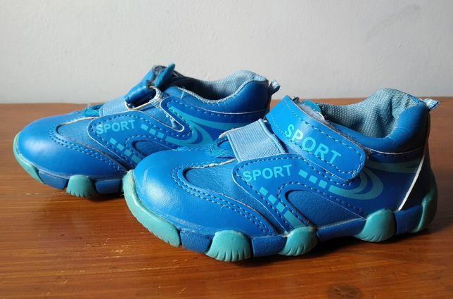 Buty dziecięce sportowe, rozmiar 25