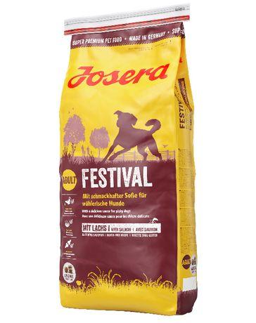 JOSERA Festival 15 kg - dla wybrednych psów