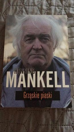 Henning Mankell- Grząskie piaski