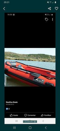 Barco 3.80 motor mercury