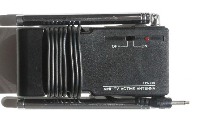 Amplificador de sinal TV analógica banda FM/VHF/UHF Selmar Z PA 320