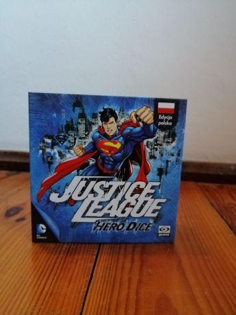 gra Justice League hero dice