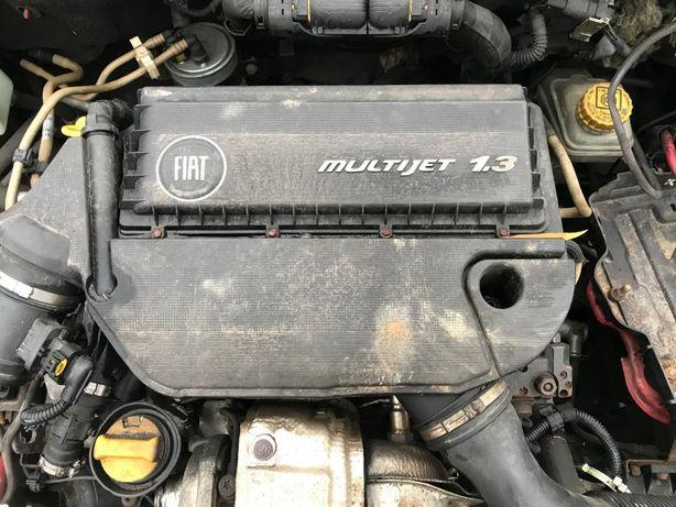 Двигатель 1.3 Mjt EURO5 263A2000 мотор Doblo Добло Punto Combo Fiorino