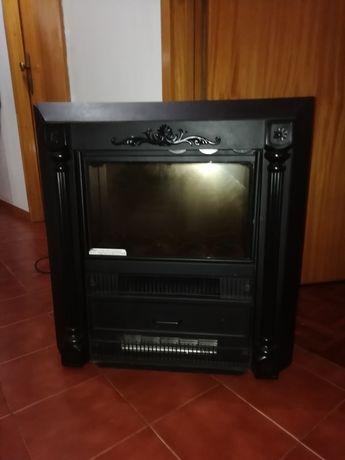 Lareira elétrica 1800w