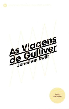 Livro - As Viagens de Gulliver - Jonathan Swift