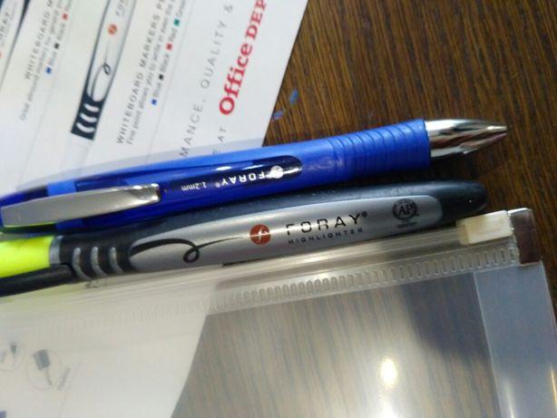 Ручка та маркер відмінної якості супер Foray